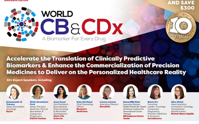 Quansys to present at Biomarkers & World CDx Conference