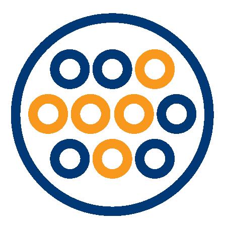 Custom Multiplex icon