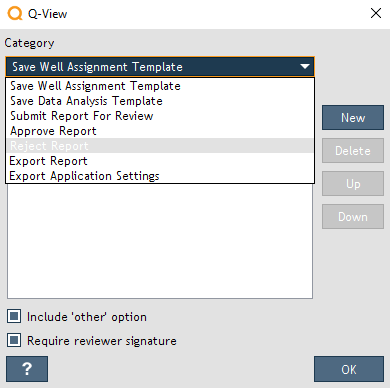 Q-View Software Electronic Signature